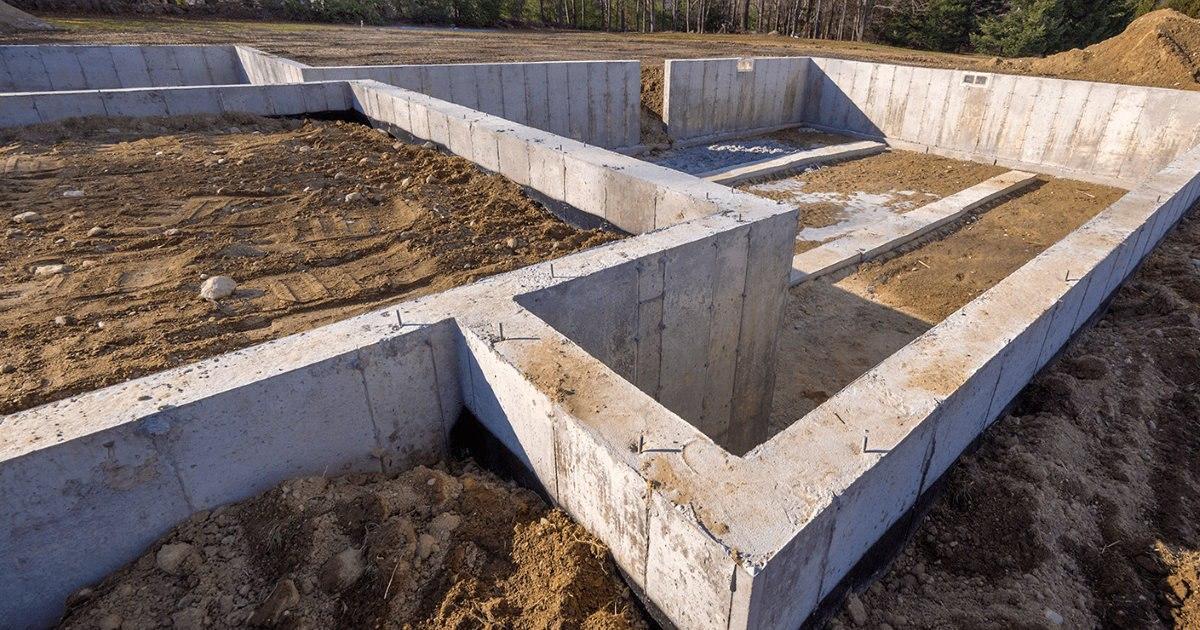 Бетон на фундамент в калининграде купить завод архитектурного фибробетона